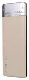 WST DP662 6000mah Champagne Gold