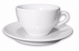 Coffe Planet CHOCOLATE CUP W/SAUCER TORINO