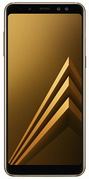 Samsung Galaxy A8 Plus (2018) 4G Dual Gold