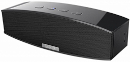 A3143 Premium Stereo Bluetooth Speaker, Home, Black