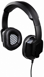 Hama Over-Ear Stereo Headphones  HexaGo Black
