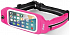 T-tec EasyFit Belt Phone Holder, Pink size XL
