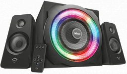 Trust GXT 629 Tytan RGB Illuminated 2.1 Speaker Set (22944)
