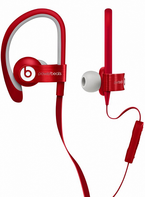 Qulaqcıq Beats Powerbeats 2 Red (MH782ZM/A) - Maxi.az