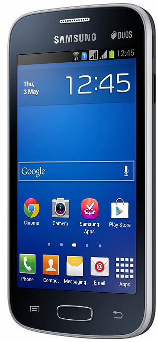 Telefon Samsung Galaxy Star Plus (Black) - Maxi.az