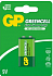 GP Greencell 9V(1) 1604GLF-2UE1