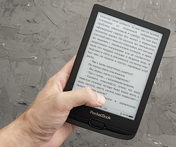 e-reader Pocketbook 616 Black