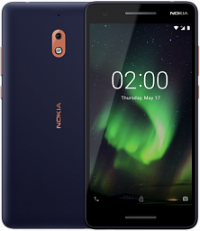 Nokia 2.1 DS Blue/Copper