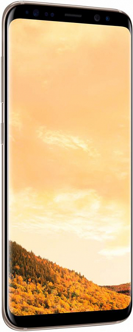 Telefon Samsung Galaxy S8 Dual Maple Gold (64Gb)                         - Maxi.az