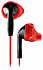 Yurbuds Inspire 100 Red-Black