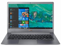 "Acer Swift 5 SF514-53T-5105 Touch 14""/i5-8265U/8GB/SSD 256GB/W10/Grey (NX.H7KER.001)"