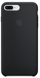Çexol Apple Silicone Case for Iphone 7 Plus Black - Maxi.az