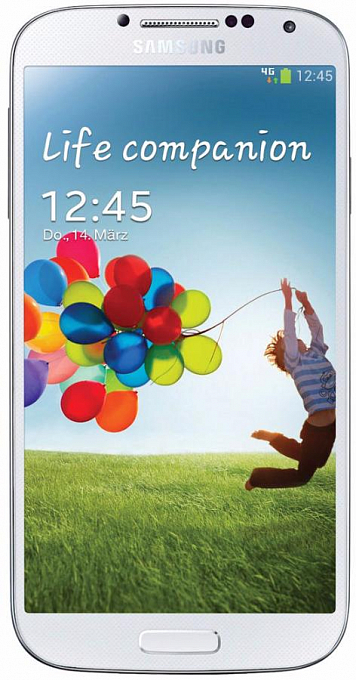 Samsung Galaxy S4  I9500 32GB White