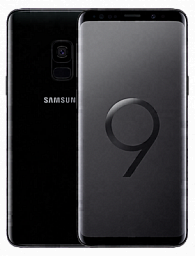 Samsung Galaxy S9 G960 Dual Midnight Black