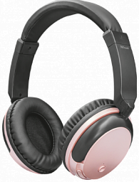 UR KODO BLUETOOTH WIRELESS HEADPHONE - rose gold (22453)