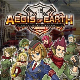 PS4 - Aegis of Earth