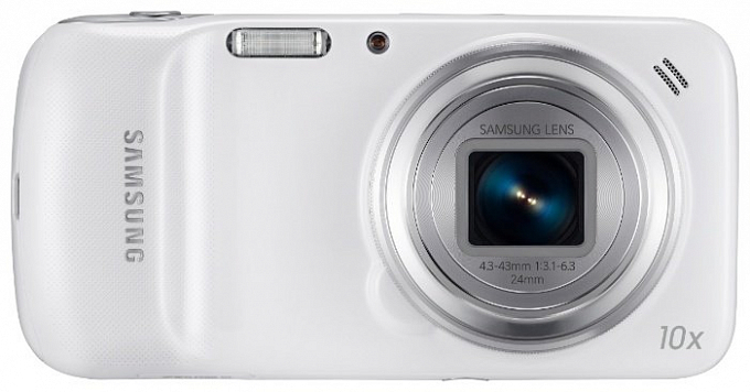 Samsung  SM-C101 Galaxy S4 Zoom White