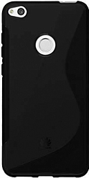 Case Silicone for Huawei P8 2017 Black