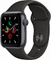 Apple Watch Series 5 40mm Space Gray Aluminum Case