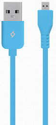 TTec micro USB 1.3m Cable Blue
