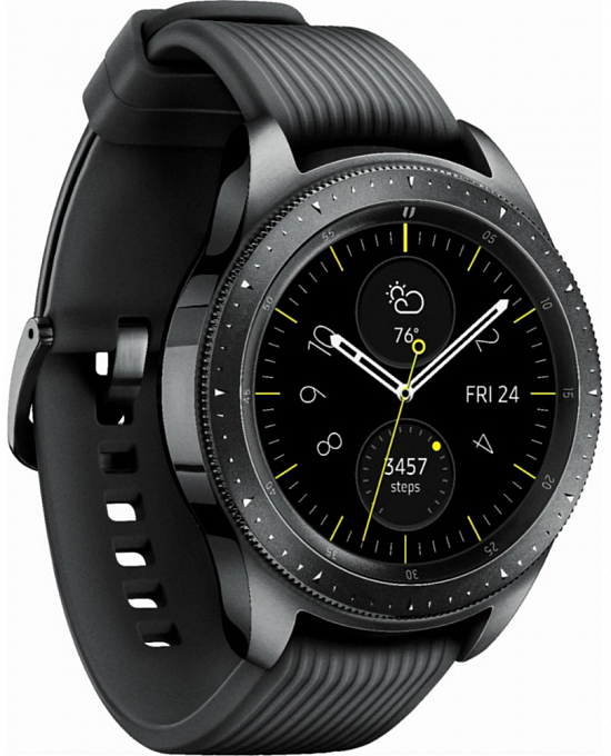 Ağıllı saat	 Samsung Galaxy Watch (42 mm) Black - Maxi.az