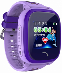 Smartwatch Wonlex GW400S Purple
