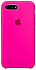 Apple Silicone Case for Iphone 7 Plus Hot Pink