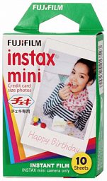Fujifilm FILM MINI Glossy 10