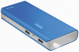 Trust Priomo Powerbank 10000 Blue (22072)