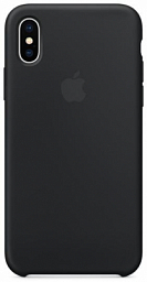 Qucase Silicone Case Iphone X Black