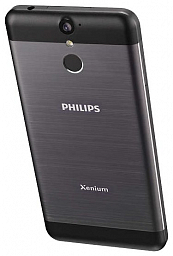 Philips Xenium X588 Black