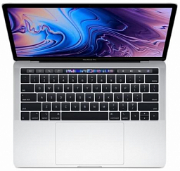 Apple MacBook Pro touch bar (2018) 15.4 Silver