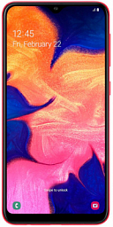 Samsung Galaxy A10 SM-A105 Red