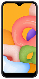 Samsung Galaxy A01 2GB/16GB Black (A015)