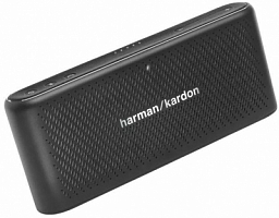 Harman Kardon HK Traveler Portable Bluetooth Speaker Black