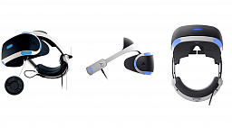 Sony PS VR 5 in 1