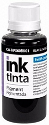 ColorWay Ink for HP Pigment Black 100ml (CW-HP360BK01)
