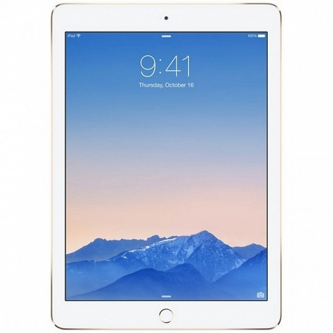 Planşet Apple iPad Air 2 Wi-Fi 64Gb Gold - Maxi.az