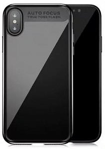 Çexol Baseus Case Autofocus for Iphone X Transparent - Maxi.az