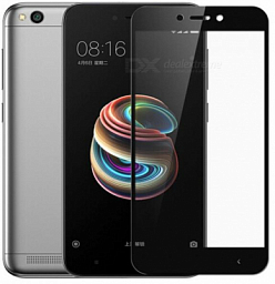 3D Glass Xiaomi Redmi 5A Black