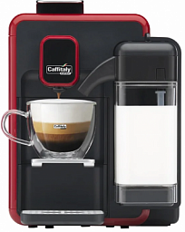 Caffitaly Bianca S22 Black-red