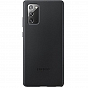Samsung Leather Cover Galaxy Note 20 Black