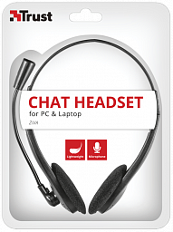 Trust Ziva Chat Headset (21517)