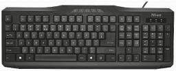 TRUST CLASSICLINE MULTIMEDIA KEYBOARD (21200)
