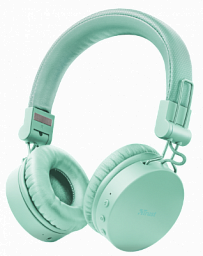Trust TONES WIRELESS HEADPHONES TURQUOISE (23912)