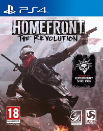 Sony PS4 - Homefront: The Revolution