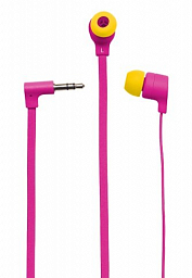Trust URBAN Flash Reflecting In-ear Headphone - magenta (19934)