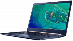 "Acer Swift 5 SF514-53T-5105 Touch 14""/i5-8265U/8GB/SSD 256GB/W10/Blue (NX.H7HER.001)"