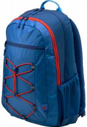 HP 15.6 Active Blue/Red Backpack (1MR61AA)