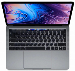 "Apple MacBook Pro touch bar (2019) 15.4""/i9-9880H/16GB/512GB (MV912) Space Grey"